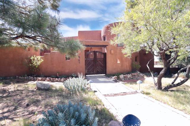 967 Antelope Avenue NE, Albuquerque, NM 87122 (MLS #954817) :: Silesha & Company