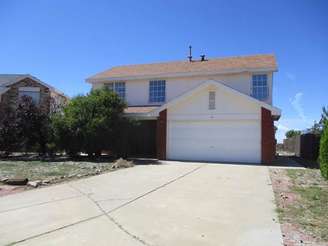 35 Apache Plume Road SE, Los Lunas, NM 87031 (MLS #954837) :: Silesha & Company