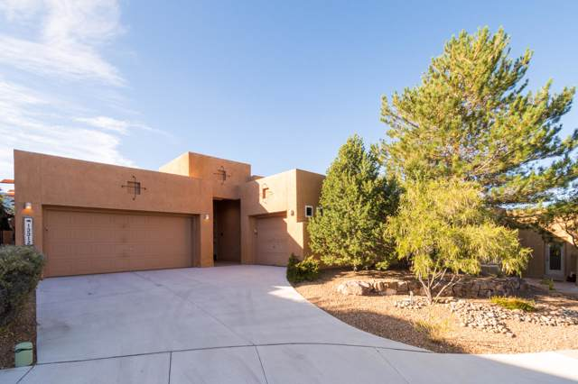 13312 Pine Forest Place NE, Albuquerque, NM 87111 (MLS #954852) :: The Bigelow Team / Red Fox Realty