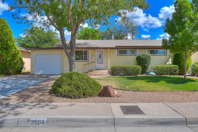2904 Shirley Street NE, Albuquerque, NM 87112 (MLS #954874) :: Campbell & Campbell Real Estate Services
