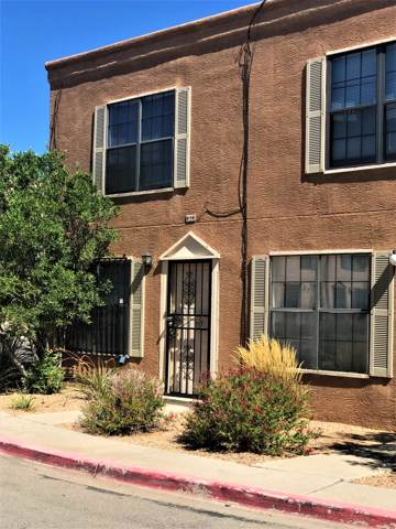 3301 Monroe Street NE F 70, Albuquerque, NM 87110 (MLS #954924) :: Campbell & Campbell Real Estate Services