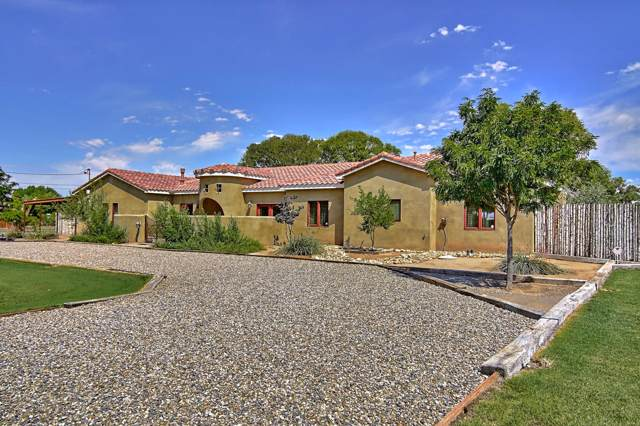 1570 Lillie Drive, Bosque Farms, NM 87068 (MLS #954926) :: Campbell & Campbell Real Estate Services