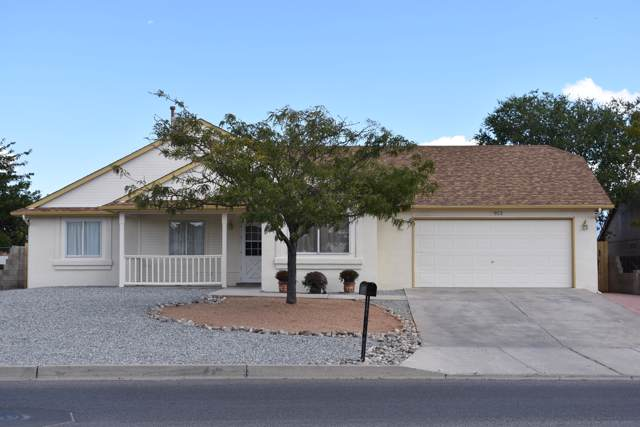 912 Western Hills Drive SE, Rio Rancho, NM 87124 (MLS #954969) :: Campbell & Campbell Real Estate Services