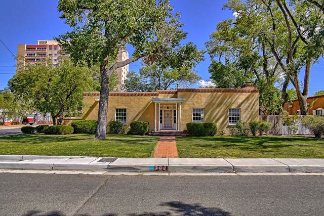 302 15Th Street SW, Albuquerque, NM 87104 (MLS #954998) :: Campbell & Campbell Real Estate Services