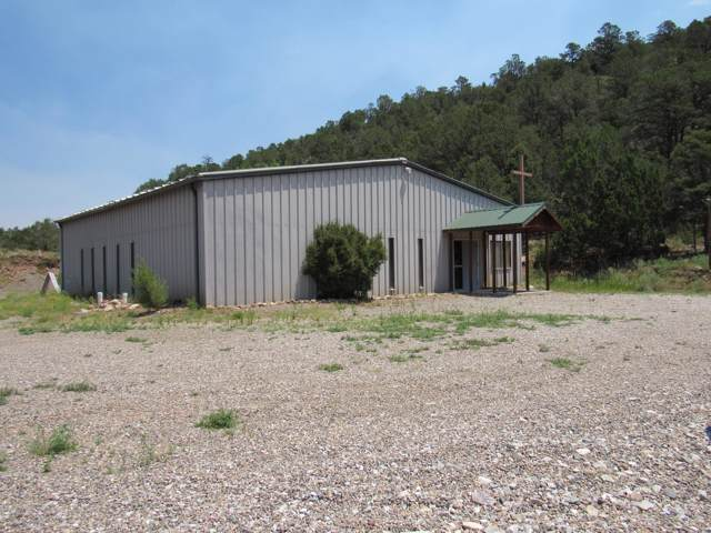 12078 State Highway 14, Cedar Crest, NM 87008 (MLS #955006) :: Campbell & Campbell Real Estate Services