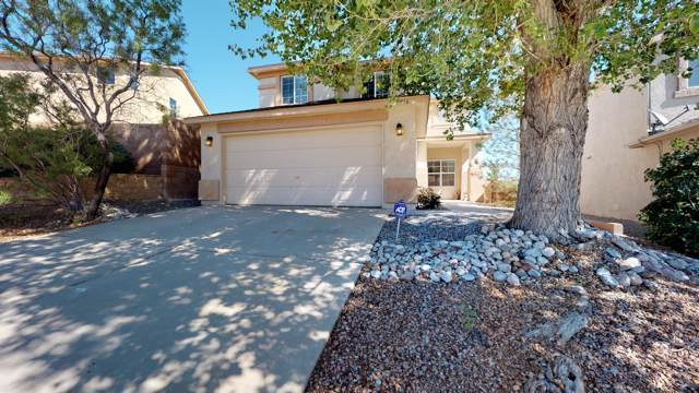9936 Sunshine Mesa Drive NW, Albuquerque, NM 87114 (MLS #955014) :: The Bigelow Team / Red Fox Realty