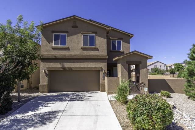 8939 Eagle Hills Drive NW, Albuquerque, NM 87114 (MLS #955051) :: The Bigelow Team / Red Fox Realty