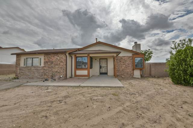 578 Apache Loop SW, Rio Rancho, NM 87124 (MLS #955140) :: Campbell & Campbell Real Estate Services