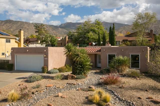1236 Sasebo Street NE, Albuquerque, NM 87112 (MLS #955141) :: The Bigelow Team / Red Fox Realty