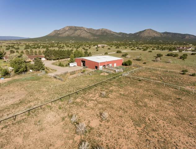 61 A Moonbeam Ranch Road # A, Edgewood, NM 87015 (MLS #955160) :: The Bigelow Team / Red Fox Realty