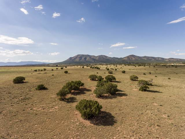 100 Moonbeam Ranch Road # A, Edgewood, NM 87015 (MLS #955163) :: Campbell & Campbell Real Estate Services
