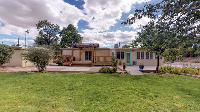 1021 Simmons Lane, Espanola, NM 87532 (MLS #955209) :: Campbell & Campbell Real Estate Services