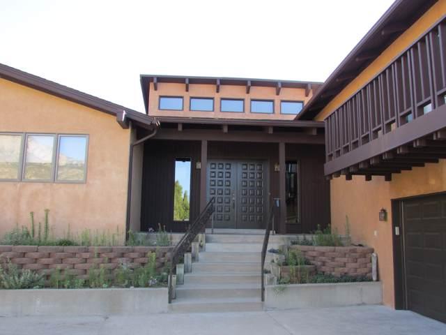 1473 Morning Glory Road NE, Albuquerque, NM 87122 (MLS #955257) :: Silesha & Company