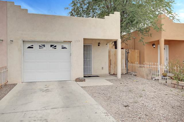 522 Chama Street SE, Albuquerque, NM 87108 (MLS #955270) :: Campbell & Campbell Real Estate Services