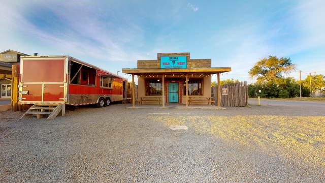 121 Us Route 66 E, Moriarty, NM 87035 (MLS #955319) :: Campbell & Campbell Real Estate Services