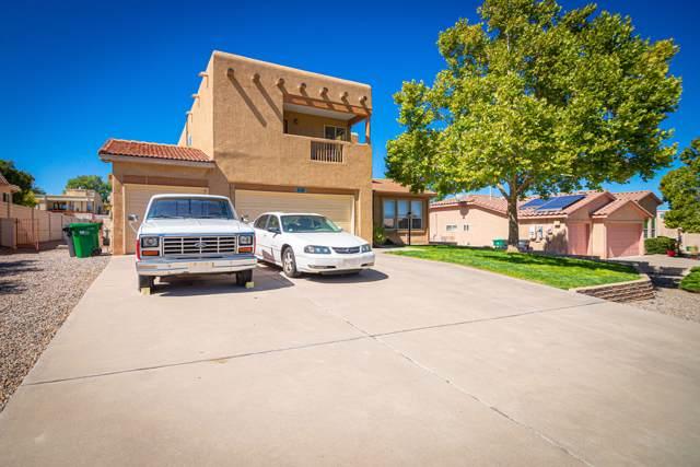 3129 Ashkirk Loop SE, Rio Rancho, NM 87124 (MLS #955323) :: The Bigelow Team / Red Fox Realty