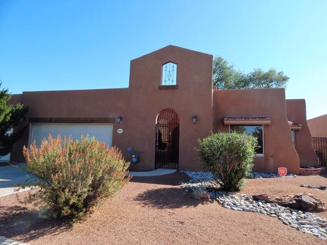 493 Taylor Road NE, Los Lunas, NM 87031 (MLS #955329) :: Campbell & Campbell Real Estate Services