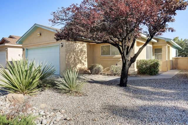 645 Santa Fe Meadows Drive NE, Rio Rancho, NM 87144 (MLS #955343) :: The Bigelow Team / Red Fox Realty