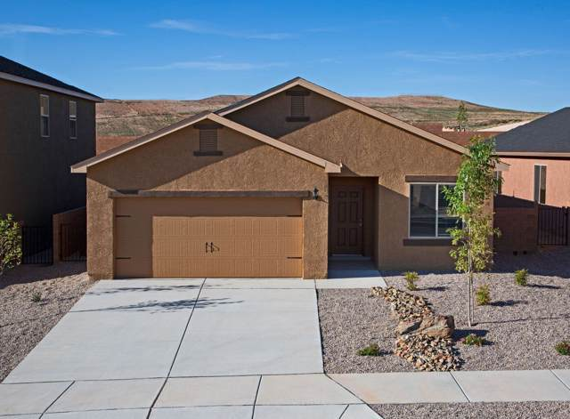 3612 Rancher Loop NE, Rio Rancho, NM 87144 (MLS #955344) :: Campbell & Campbell Real Estate Services