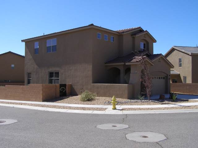 7232 Valle Jardin Lane NW, Albuquerque, NM 87114 (MLS #955353) :: The Bigelow Team / Red Fox Realty