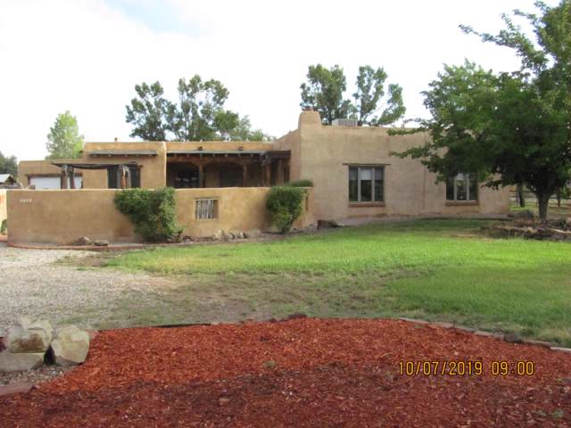 9129 Guadalupe Trail NW, Albuquerque, NM 87114 (MLS #955357) :: Campbell & Campbell Real Estate Services