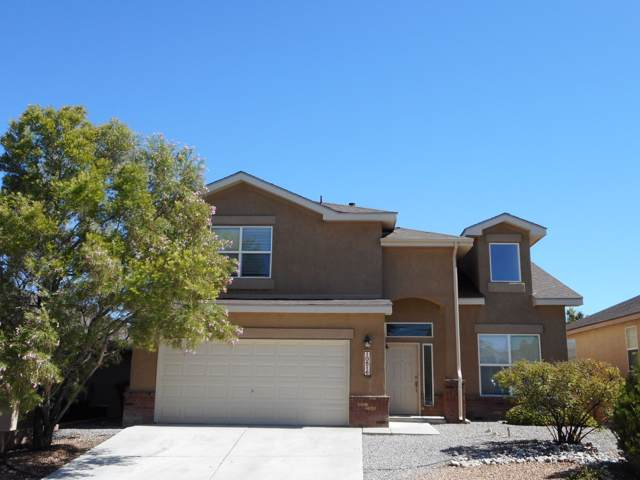 10516 Coulterville Street NW, Albuquerque, NM 87114 (MLS #955359) :: The Bigelow Team / Red Fox Realty