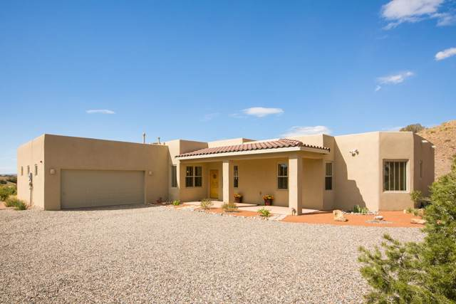 18 Petroglyph Trail, Placitas, NM 87043 (MLS #955371) :: Campbell & Campbell Real Estate Services