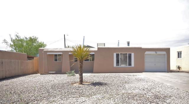 2601 Mary Ellen Street NE, Albuquerque, NM 87112 (MLS #955393) :: Campbell & Campbell Real Estate Services
