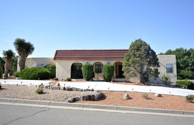 1512 Camino Cerrito SE, Albuquerque, NM 87123 (MLS #955396) :: Campbell & Campbell Real Estate Services