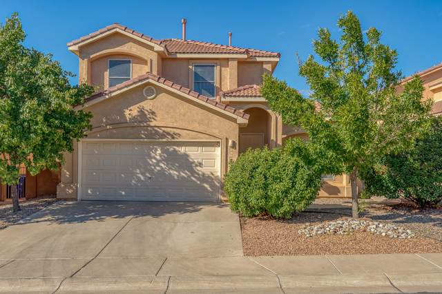 9209 Bluewood Lane NE, Albuquerque, NM 87122 (MLS #955416) :: Campbell & Campbell Real Estate Services