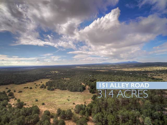 151 Alley Road, Edgewood, NM 87015 (MLS #955429) :: Campbell & Campbell Real Estate Services