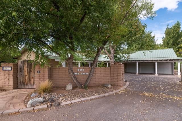 1627 Los Lentes Road NE, Los Lunas, NM 87031 (MLS #955436) :: Campbell & Campbell Real Estate Services