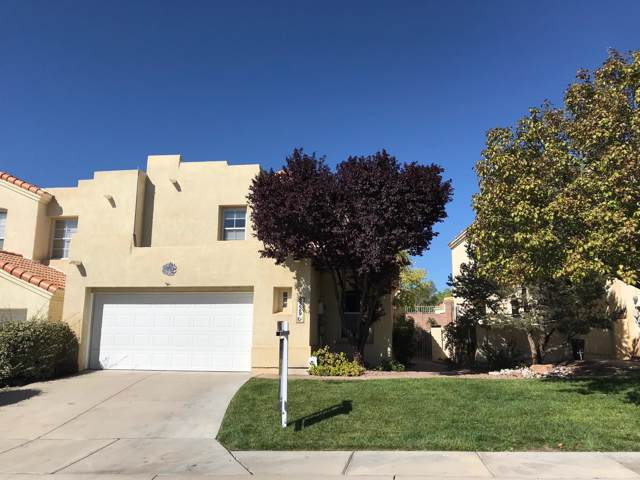 3229 Renaissance Drive SE, Rio Rancho, NM 87124 (MLS #955441) :: Campbell & Campbell Real Estate Services
