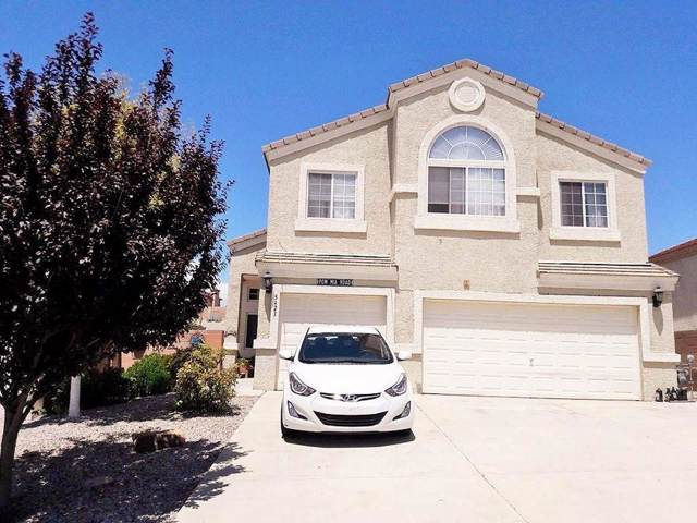 5423 Reserve Court NE, Rio Rancho, NM 87144 (MLS #955447) :: The Bigelow Team / Red Fox Realty