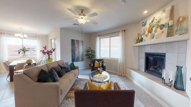1313 Tiffany Lane SE, Rio Rancho, NM 87124 (MLS #955451) :: Campbell & Campbell Real Estate Services
