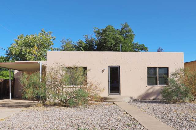 3005 Delano Place NE, Albuquerque, NM 87106 (MLS #955453) :: Campbell & Campbell Real Estate Services