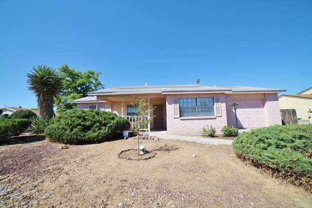73 Spring Road NE, Rio Rancho, NM 87124 (MLS #955459) :: Campbell & Campbell Real Estate Services