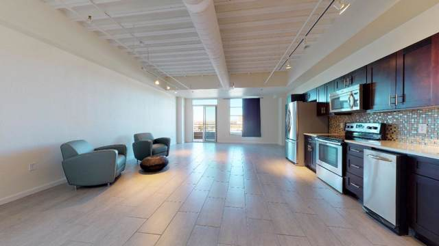 524 Central Avenue SW #507, Albuquerque, NM 87102 (MLS #955470) :: Campbell & Campbell Real Estate Services