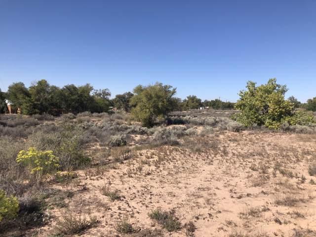 Sandhill Road, Los Lunas, NM 87031 (MLS #955564) :: Silesha & Company