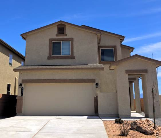 7012 Hearthstone Road NW, Albuquerque, NM 87114 (MLS #955592) :: The Bigelow Team / Red Fox Realty
