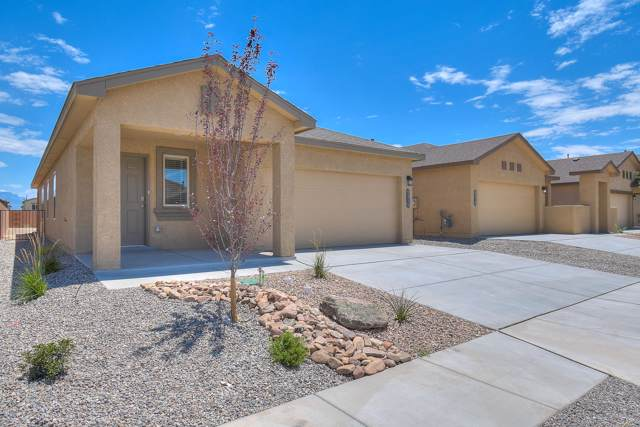 9216 Warm Stone Street NW, Albuquerque, NM 87114 (MLS #955596) :: The Bigelow Team / Red Fox Realty
