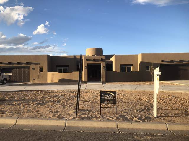 1427 20TH Avenue SE, Rio Rancho, NM 87124 (MLS #955629) :: Campbell & Campbell Real Estate Services