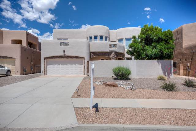 1385 Wilkes Way SE, Rio Rancho, NM 87124 (MLS #955631) :: Campbell & Campbell Real Estate Services