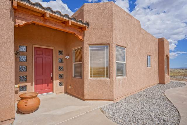 73 High Meadow Loop, Edgewood, NM 87015 (MLS #955644) :: The Bigelow Team / Red Fox Realty