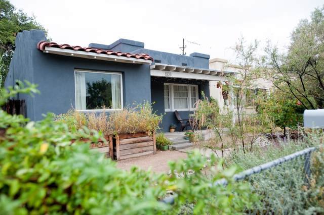 808 Forrester Avenue NW, Albuquerque, NM 87102 (MLS #955648) :: Campbell & Campbell Real Estate Services