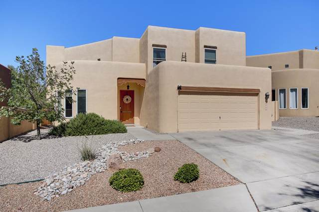 9243 Apache Pine Way NE, Albuquerque, NM 87122 (MLS #955652) :: The Bigelow Team / Red Fox Realty