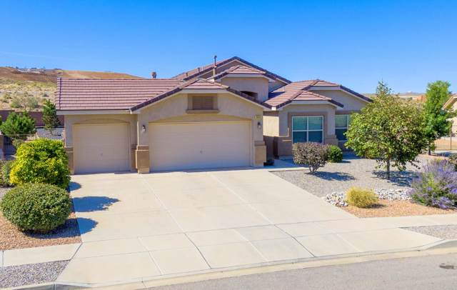 3806 Cholla Drive NE, Rio Rancho, NM 87144 (MLS #955666) :: Campbell & Campbell Real Estate Services