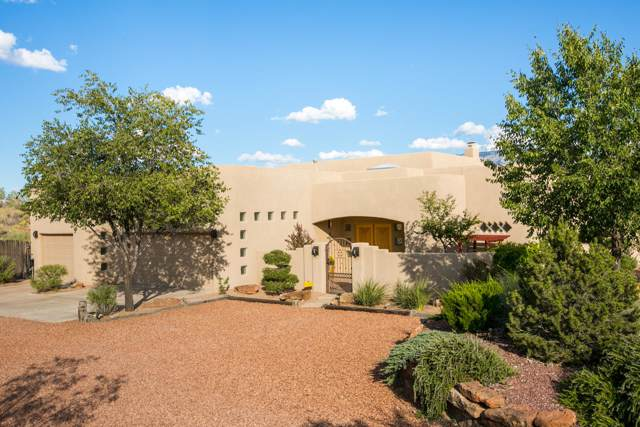 880 Alamos Road, Corrales, NM 87048 (MLS #955667) :: Campbell & Campbell Real Estate Services
