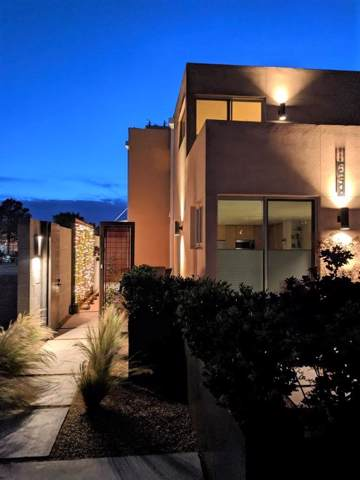 631 14TH Street SW, Albuquerque, NM 87102 (MLS #955678) :: Campbell & Campbell Real Estate Services