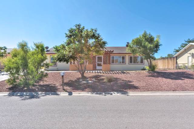 1038 Sugar Road SE, Rio Rancho, NM 87124 (MLS #955704) :: Campbell & Campbell Real Estate Services